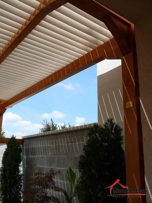 drevena pergola acapulco