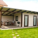 Záhradný domček Montana - beta
