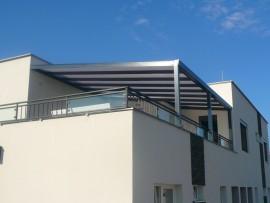 hlinikova pergola na balkone