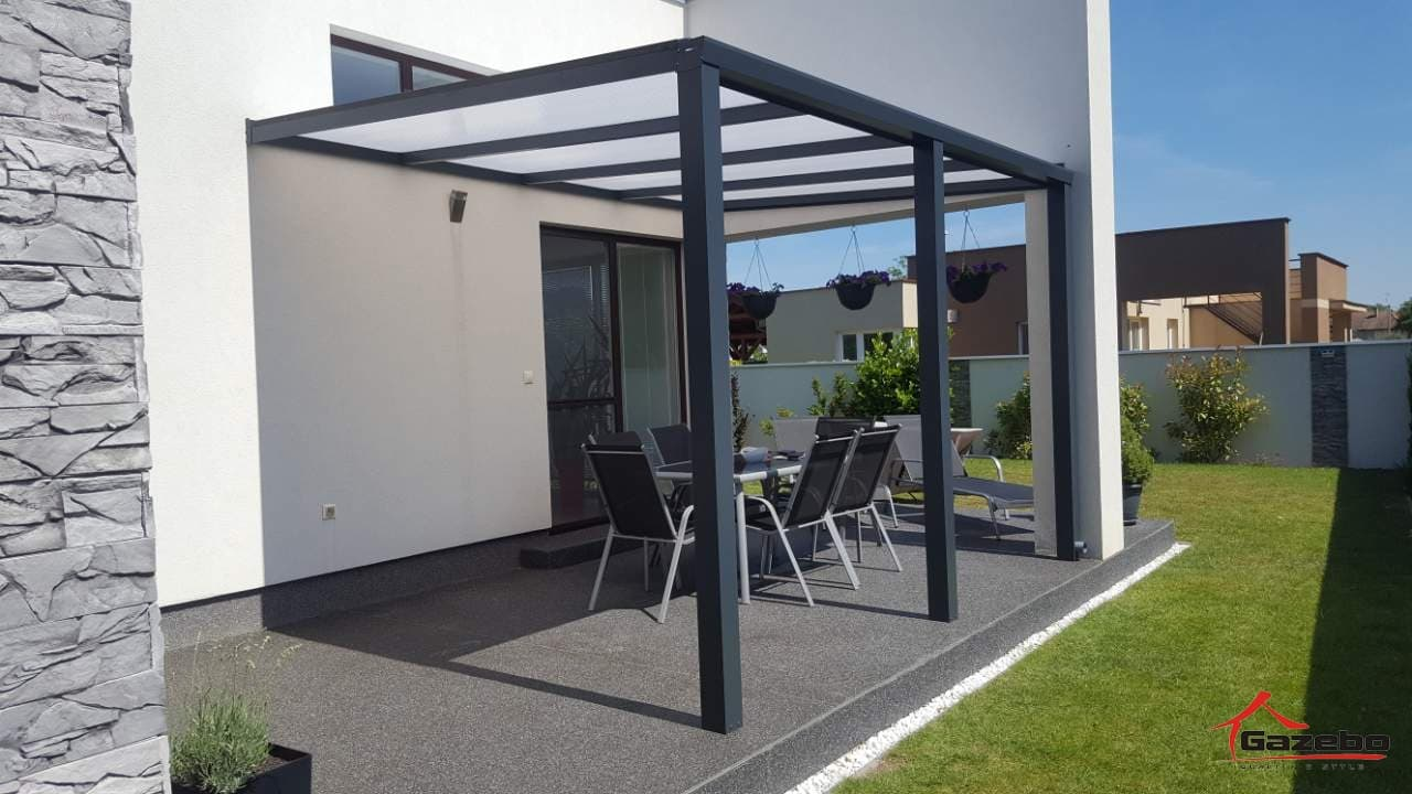 basic class aluminium pergola gazebo pergola. Black Bedroom Furniture Sets. Home Design Ideas