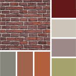Swatches - roof