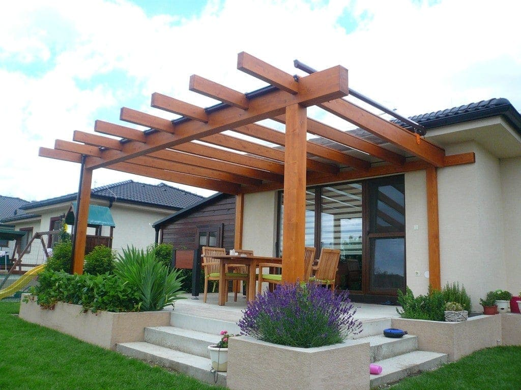 How to choose wooden pergola? | Gazebo Pergola