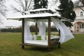 How to choose Gazebo?