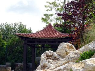 japonsky altanok stavba