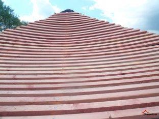stavba japonskeho altanku hinode