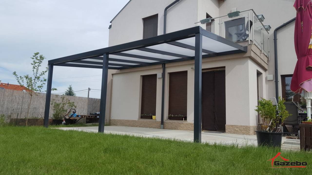 Ideal Materials For Pergolas Gazebo